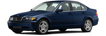 BMW 3 Series Built 1999-2006 E46