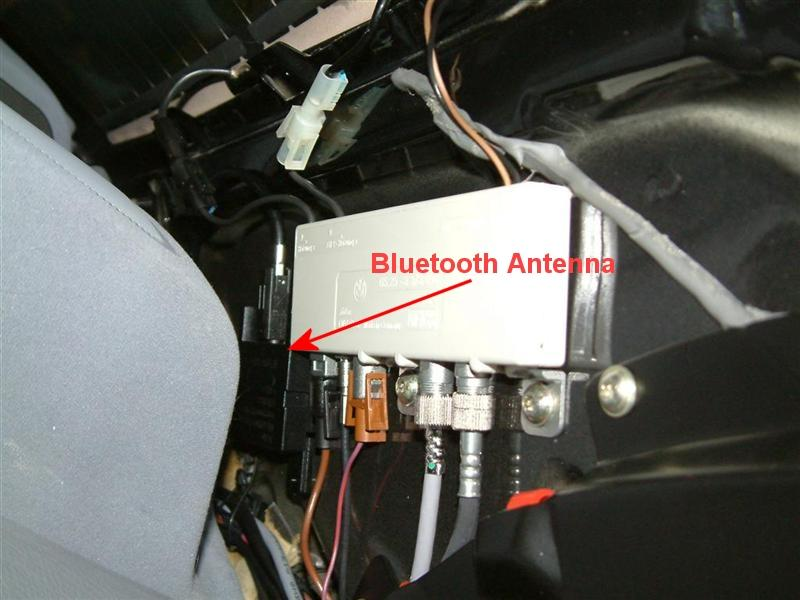 Bmw E60 Bluetooth Module Location Bmw Get Free Image