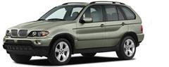 BMW X5 Built 1998-2003 E53