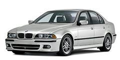 BMW 5 Series Built 1997-2003 E39