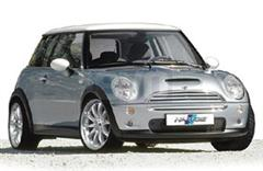 Mini Cooper and Cooper S