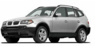BMW X3 Built 2004-2007