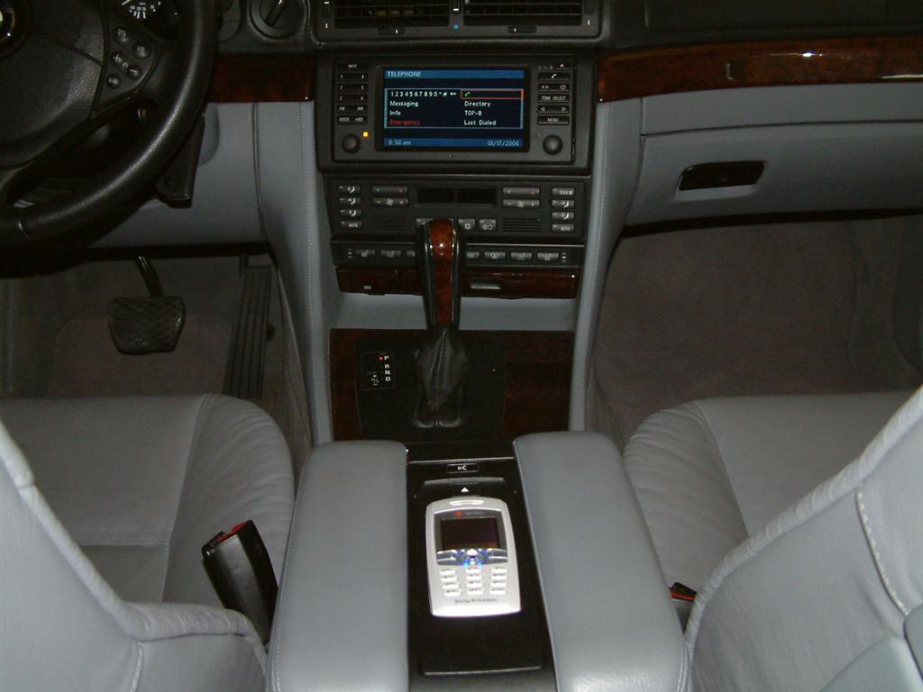 BMW 5 series (2003)