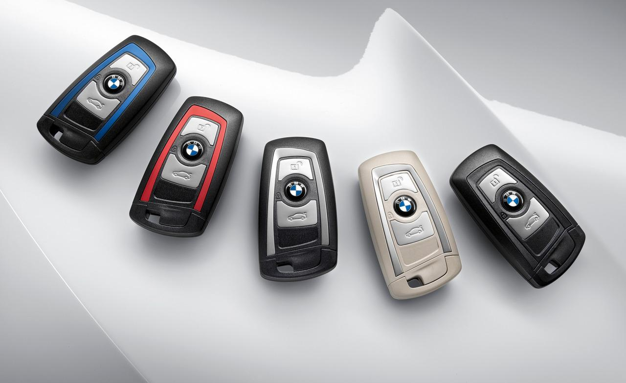BMW Original Remote KeyFobs for F Series BMWs  F Series BMW