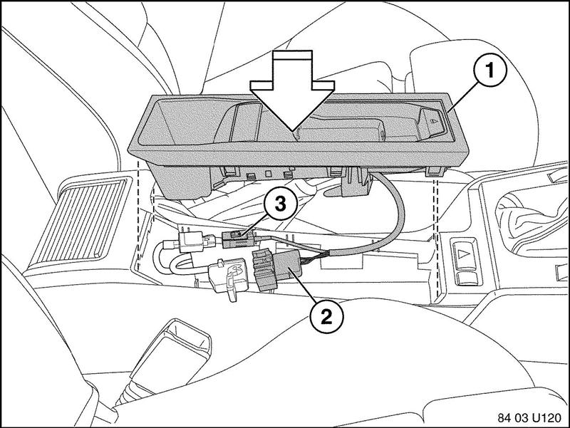 Bmw E46 Trunk Wiring Diagram