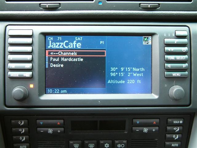 Bmw Bm53 Radio Detailed Information Bimmernav Online Store