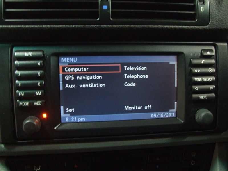 BMW bluetooth customer kit
