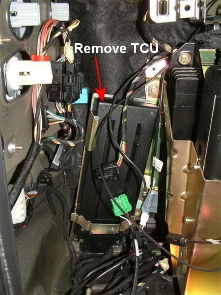 Tcu on bmw e38 radio wiring diagram